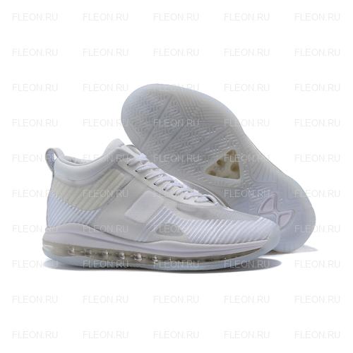 Мужские кроссовки Nike Lebron Icon QS (белый)
