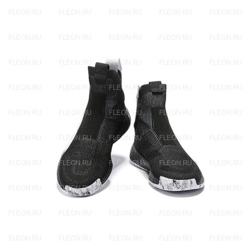 Мужские кроссовки Adidas N3xt L3v3l (черный-белый)