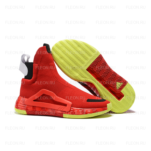 Мужские кроссовки Adidas N3xt L3v3l (красный)